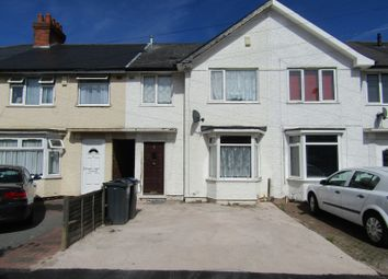 Thumbnail 3 bedroom terraced house for sale in Bondfield Road, Birmingham