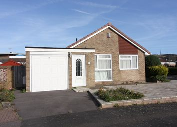 Thumbnail 2 bed detached bungalow for sale in Coniston Road, Folkestone, Kent