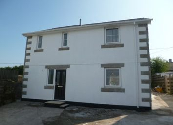 Thumbnail 3 bed detached house to rent in Stannary Road, Stenalees, St. Austell