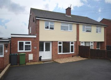 Thumbnail 4 bedroom semi-detached house for sale in Wendover Way, Exeter