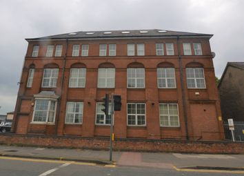 Thumbnail 2 bed flat for sale in The Mill, Fosse Road North, Leicester