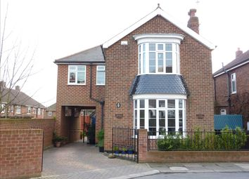 Thumbnail 4 bed detached house for sale in Cragston Avenue, Scartho, Grimsby