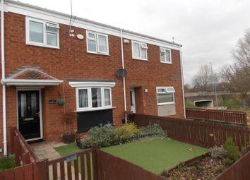 Thumbnail 3 bedroom terraced house for sale in Elmstone Gardens, Hemlington, Middlesbrough