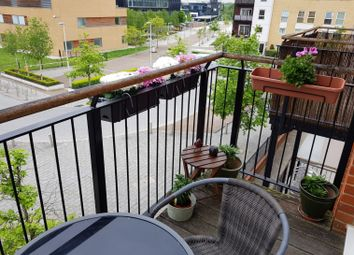 Thumbnail 2 bedroom flat for sale in Havergate Way, Reading