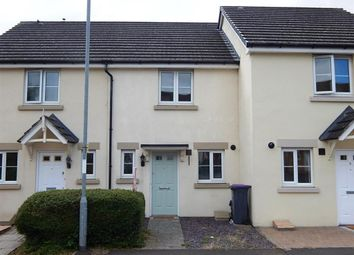 Thumbnail 2 bed terraced house to rent in Stonebridge Park, Croesyceiliog, Cwmbran