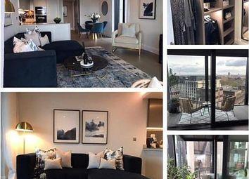 Thumbnail 2 bed flat for sale in The Dumont, Albert Embankment, Vauxhall, London