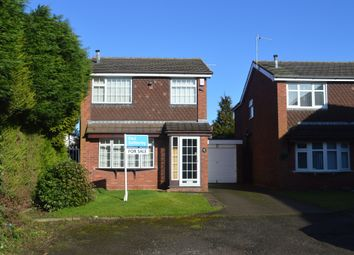 Thumbnail 3 bed detached house for sale in Milcote Drive, Willenhall