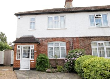 Thumbnail 3 bed end terrace house for sale in Idmiston Square, Worcester Park