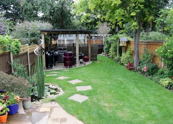 Thumbnail 4 bed end terrace house for sale in Green Lane Close, Byfleet, Surrey