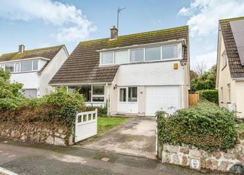 Thumbnail 3 bed detached house for sale in Penzance, Cornwall, Uk