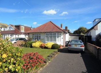 Thumbnail 3 bed detached bungalow to rent in Compton Avenue, Goring-By-Sea, Worthing