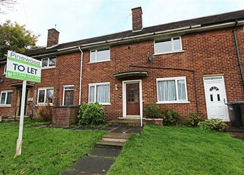 Thumbnail 3 bed terraced house to rent in Lowedges Road, Sheffield, South Yorkshire