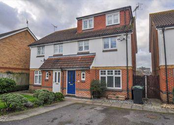 4 bed semi-detached house for sale in Gordon Close, Ashford, Kent TN24