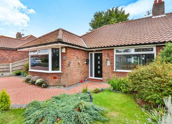 Thumbnail 2 bedroom semi-detached bungalow for sale in Catton Chase, Old Catton, Norwich