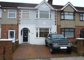 Thumbnail 3 bed property for sale in Lonsdale Avenue, East Cosham, Portsmouth