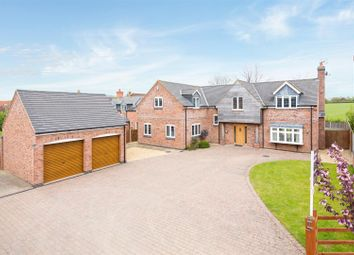 Thumbnail 5 bed property for sale in Dunton Road, Broughton Astley, Leicester