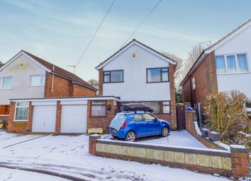 Thumbnail 3 bed link-detached house for sale in Appledore Close, South Wootton, King's Lynn