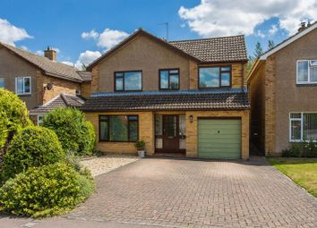 Thumbnail 5 bed detached house for sale in Mayfield Avenue, Grove, Wantage