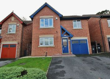 Thumbnail 4 bed detached house for sale in Newton Close, Chapeltown, Sheffield, South Yorkshire