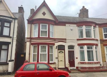 Thumbnail 2 bed end terrace house for sale in Alverstone Road, Mossley Hill, Liverpool