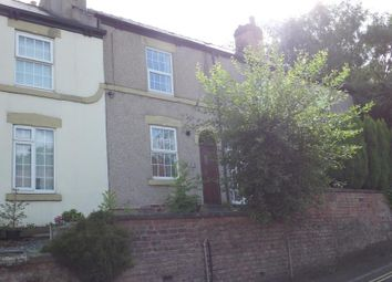 Thumbnail 2 bed terraced house to rent in Lea Road, Dronfield