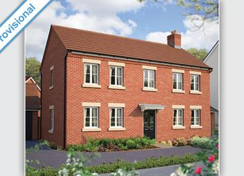 """Thumbnail 4 bed detached house for sale in """"The Montpellier"""" at Holden Close, Biddenham, Bedford"""