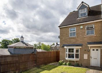 Thumbnail 3 bedroom end terrace house for sale in Grenoside Mount, Grenoside S35, Sheffield, South Yorkshire