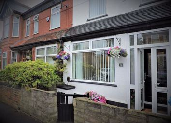 3 bed terraced house for sale in Fairbourne Road, Levenshulme, Manchester M19