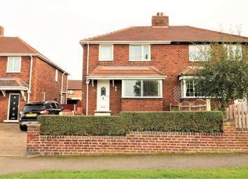 Thumbnail 3 bed semi-detached house for sale in Newland Avenue, Cudworth, Barnsley, South Yorkshire