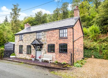 Thumbnail 4 bed detached house for sale in Bwlch-Y-Cibau, Llanfyllin, Powys