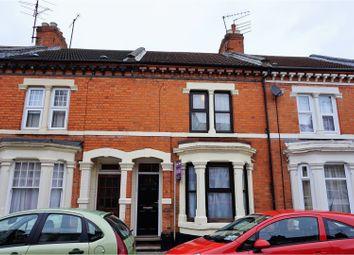 Thumbnail 3 bedroom terraced house for sale in Burns Street, Northampton