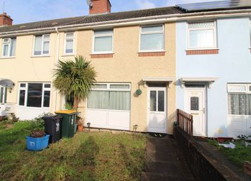 Thumbnail 3 bedroom terraced house for sale in Maesglas Road, Newport