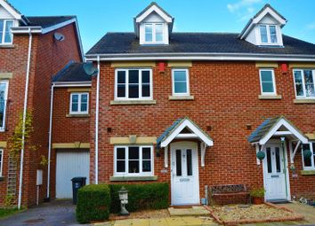 Thumbnail 4 bed town house to rent in Rawlings Court, Andover Road, Ludgershall, Andover
