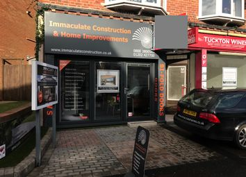 Thumbnail Retail premises to let in 127 Tuckton Road, Southbourne, Bournemouth