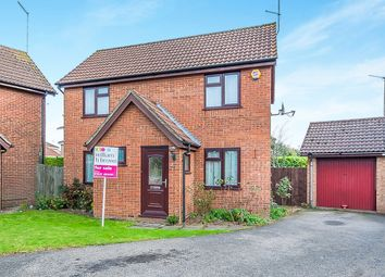Thumbnail 3 bedroom detached house for sale in Kooreman Avenue, Wisbech
