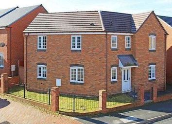 Thumbnail 3 bed detached house for sale in Riven Road, Hadley, Telford.