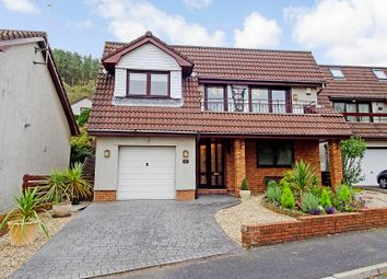 Thumbnail 3 bed detached house for sale in Darren Wen, Baglan, Port Talbot, Neath Port Talbot.