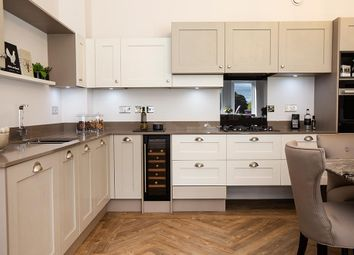 "Thumbnail 3 bedroom flat for sale in ""Three Bedroom Townhouse"" at Wharfedale Avenue, Menston, Ilkley"