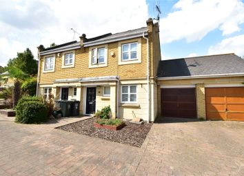 3 bed semi-detached house for sale in Kingfisher Drive, Greenhithe, Kent DA9