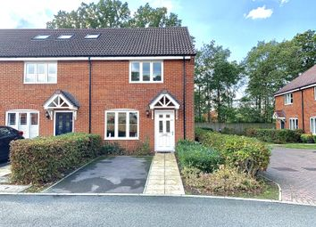 Thumbnail 2 bed end terrace house for sale in Nathaniel Close, Sarisbury Green, Southampton