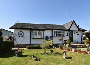 Thumbnail 2 bed detached house for sale in Severn Bridge Park Homes, Beachley, Chepstow