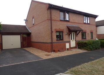 Thumbnail 2 bed property to rent in Miller Way, Exminster, Exeter