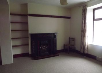 Thumbnail 3 bed terraced house to rent in Waterloo Road, Hakin, Milford Haven