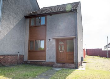 Thumbnail 2 bedroom end terrace house for sale in Ferniehill Grove, Edinburgh