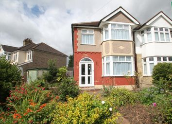 Thumbnail 3 bed semi-detached house for sale in Heather Glen, Romford