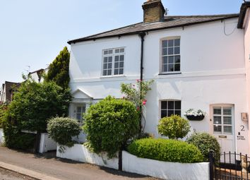 Thumbnail 2 bed terraced house for sale in Weston Green, Thames Ditton