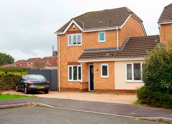 4 bed semi-detached house for sale in Heather Court, Quakers Yard, Treharris CF46