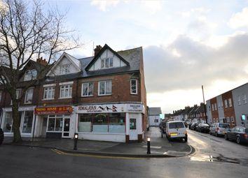 3 bed maisonette for sale in Cheriton High Street, Cheriton, Folkestone, Kent CT19