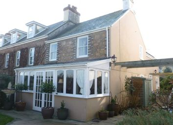 Thumbnail 3 bed property to rent in Le Chemin Au Greves, Grouville, Jersey