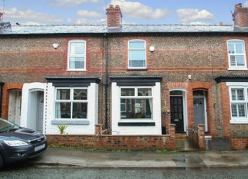 Thumbnail 2 bedroom terraced house for sale in Bold Street, Hale, Altrincham